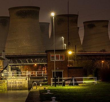 Industrie Außenbeleuchtung